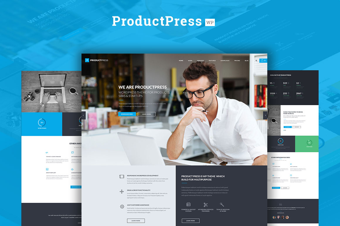 ProductPress Screenshot