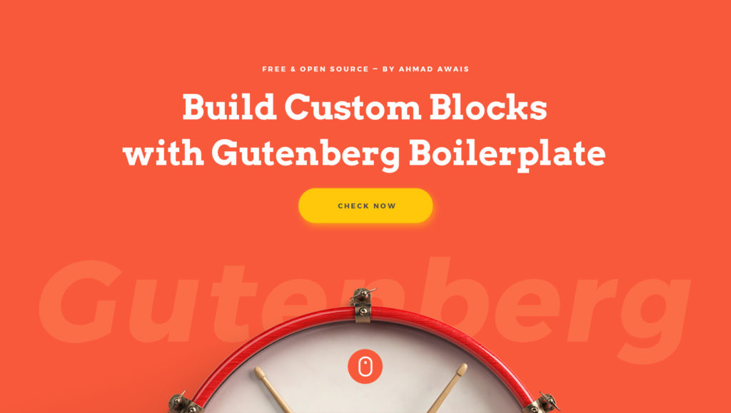 Gutenberg-Boilerplate
